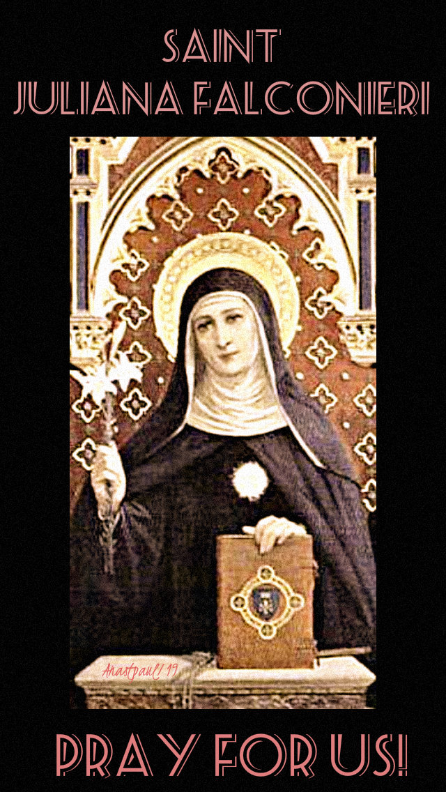 st juliana falconieri pray for us - 19 june 2019.jpg