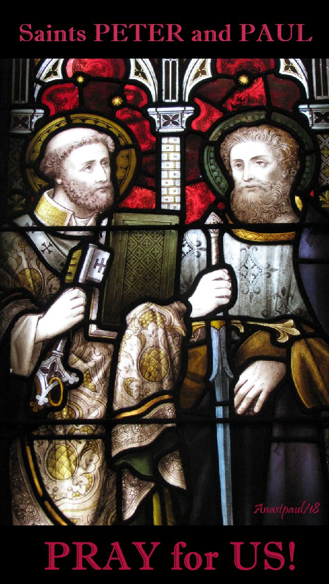 sts peter and paul pray for us - 18 nov 2018.jpg