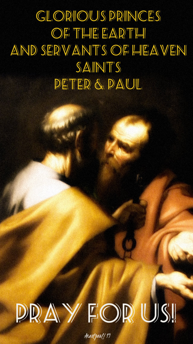 sts peter and paul pray for us 29 june 2019 sts petr and paul.jpg