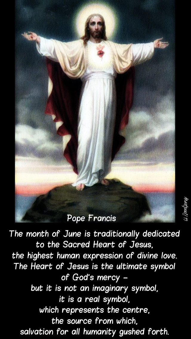 the month of June - pope francis - 1 june 2019.jpg