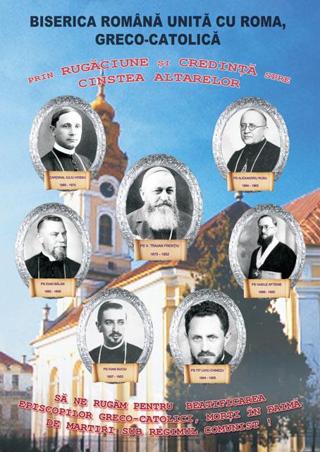 beatification poster bl valeriu