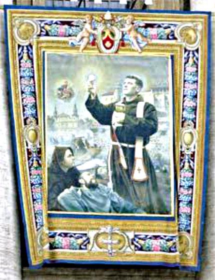 canonisation st simon