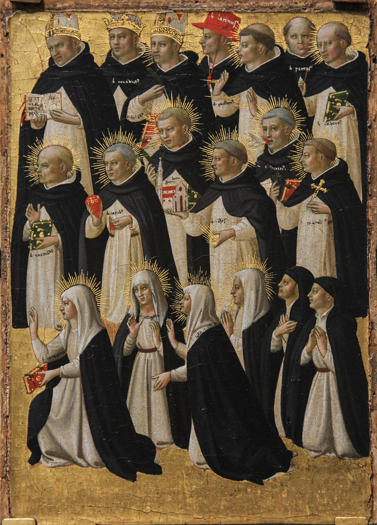 dominican saints