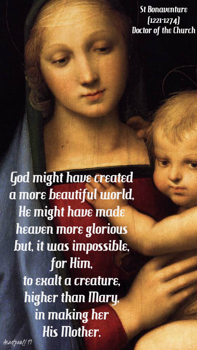 god might have created a more beautiful world - st bonaventure 15 july 2019.jpg