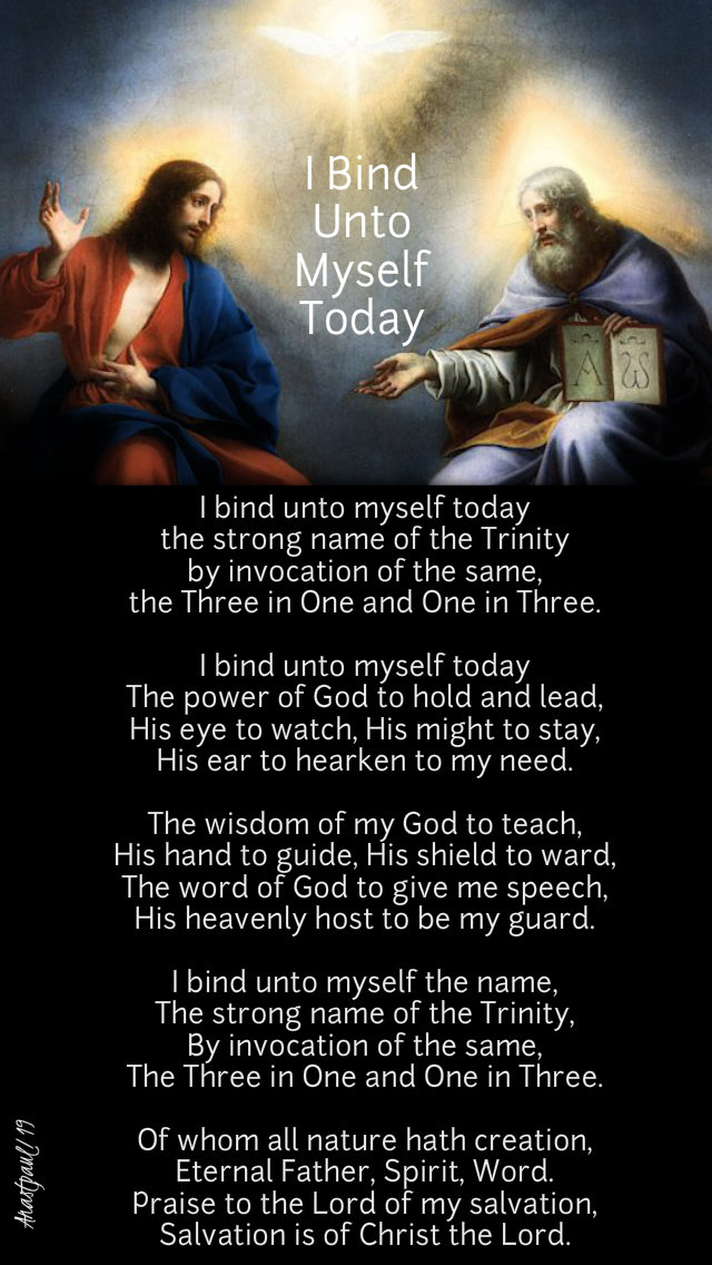 i bind unto myself today - lauds psalter week 2 sunday hymn 10 july 2019.jpg