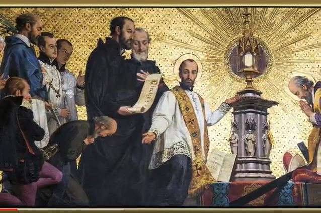 my snip from video - zaccaria and the eucharist.JPG