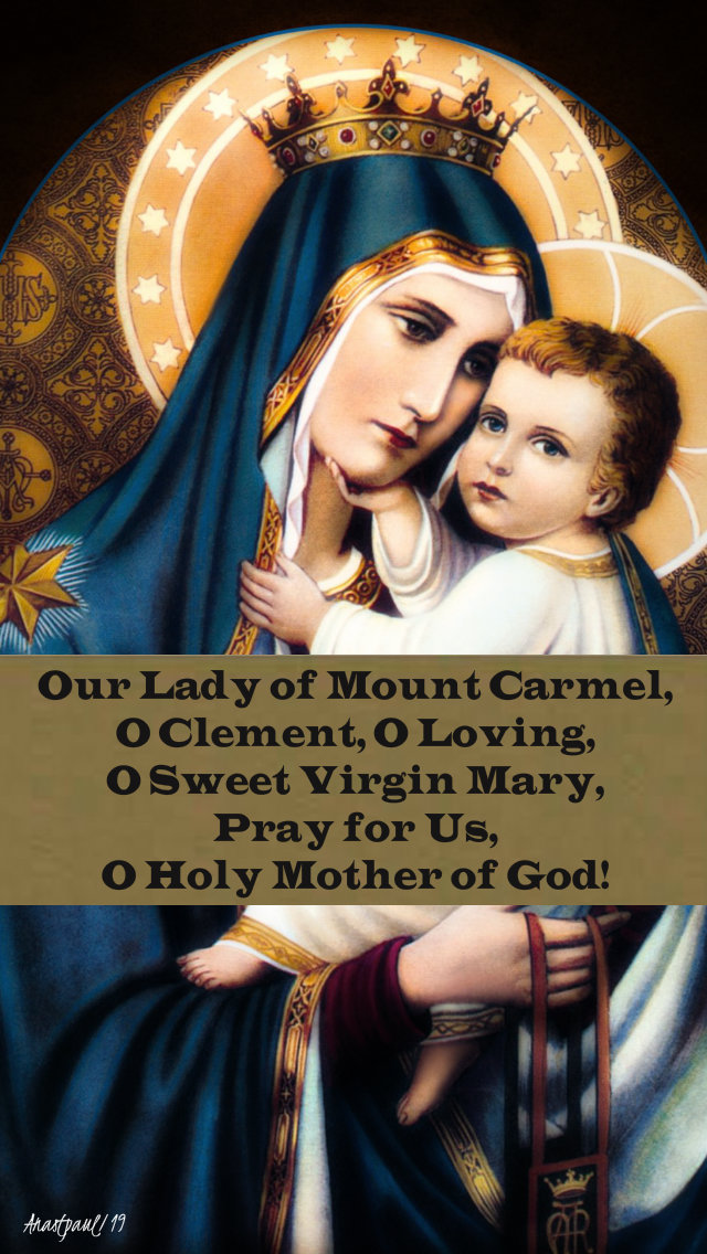 our lady of mount carmel - pray for us 16 july 2019.jpg