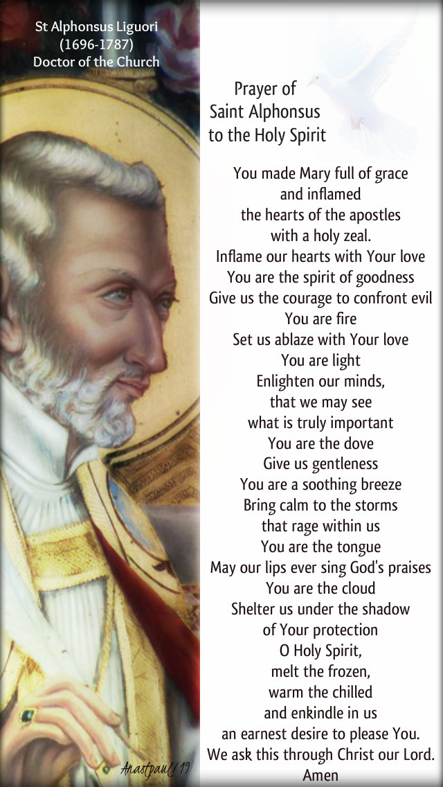 prayer to the holy spirit by st alphonsus liguori 1 aug 2019.jpg