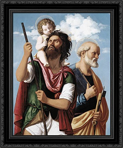 st christopher and st peter