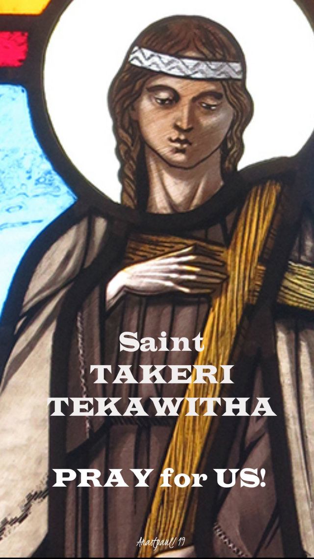 st kateri tekakwitha pray for us no 2 14 july 2019.jpg