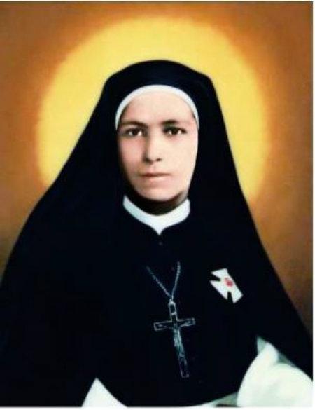 st maria de jesus young