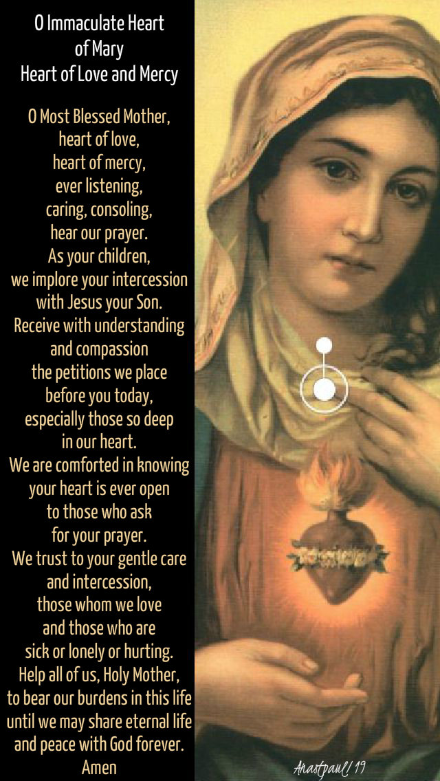 o immaculate heart of mary heart of love and mercy 31 august 2019.jpg