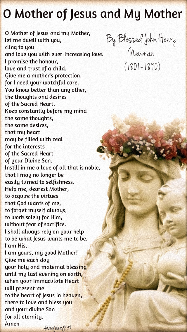 o mother of jesus and my mother - bl john henry newman 24 aug 2019.jpg