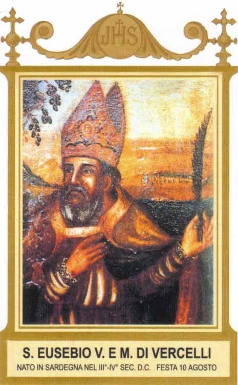 st eusebius of vercelli - old