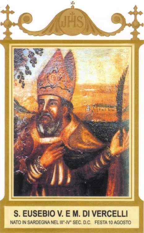 st eusebius of vercelli - old