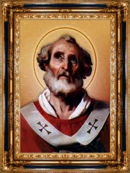 St.-Hormisdas-Pope