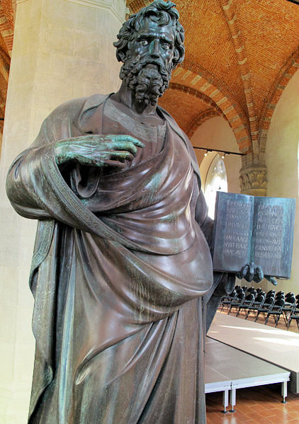 422px-Museo_di_orsanmichele,_lorenzo_ghiberti,_san_matteo_04