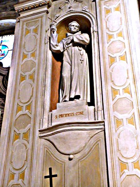 450px-Duomo_di_Santa_Sofia,_statue_of_Saint_Pacificus_(Lendinara)