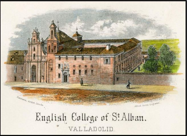 eng college of st alban in valladoid spain