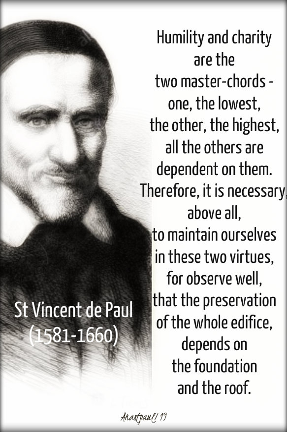 humility and charity - st vincent de paul - the two master chords - 27 sept 2019.jpg