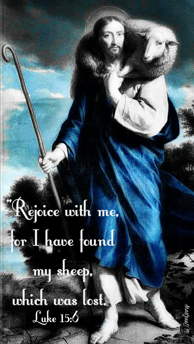 luke 15 6 rejoice with me for I have found my sheep - 28 june 2019 sacred heart.jpg