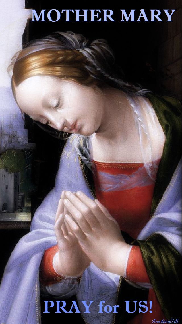 mother mary - pray for us - 6 may 2018.jpg