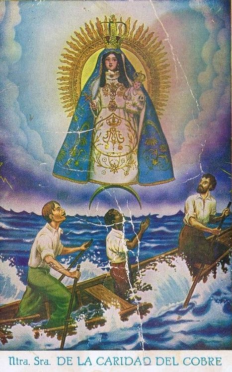 our lady of charity of el cobre