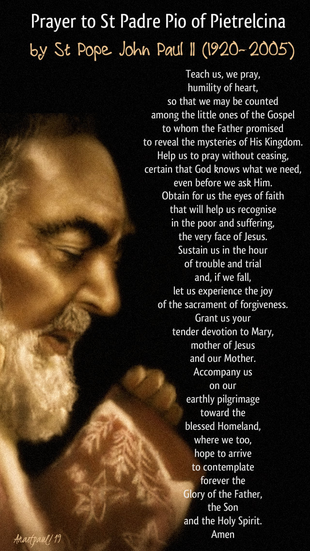 prayer to st padre pio by st john paul 23 sep[t 2019.jpg
