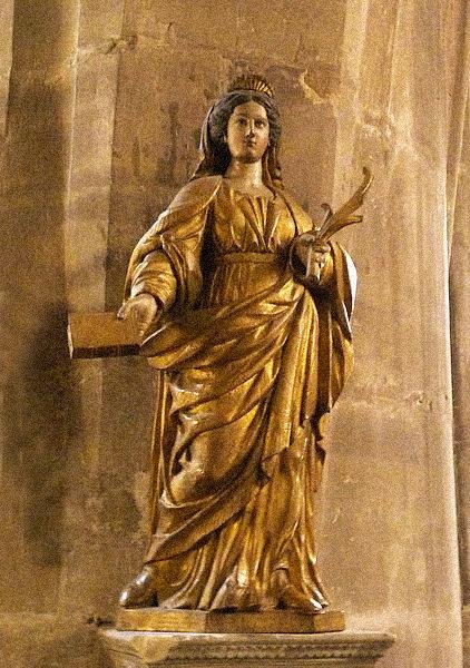 422px-Rambervillers-Eglise_Sainte-Libaire-Statue_(2)