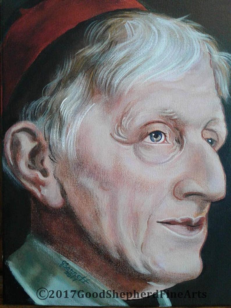 beautiful face john henry