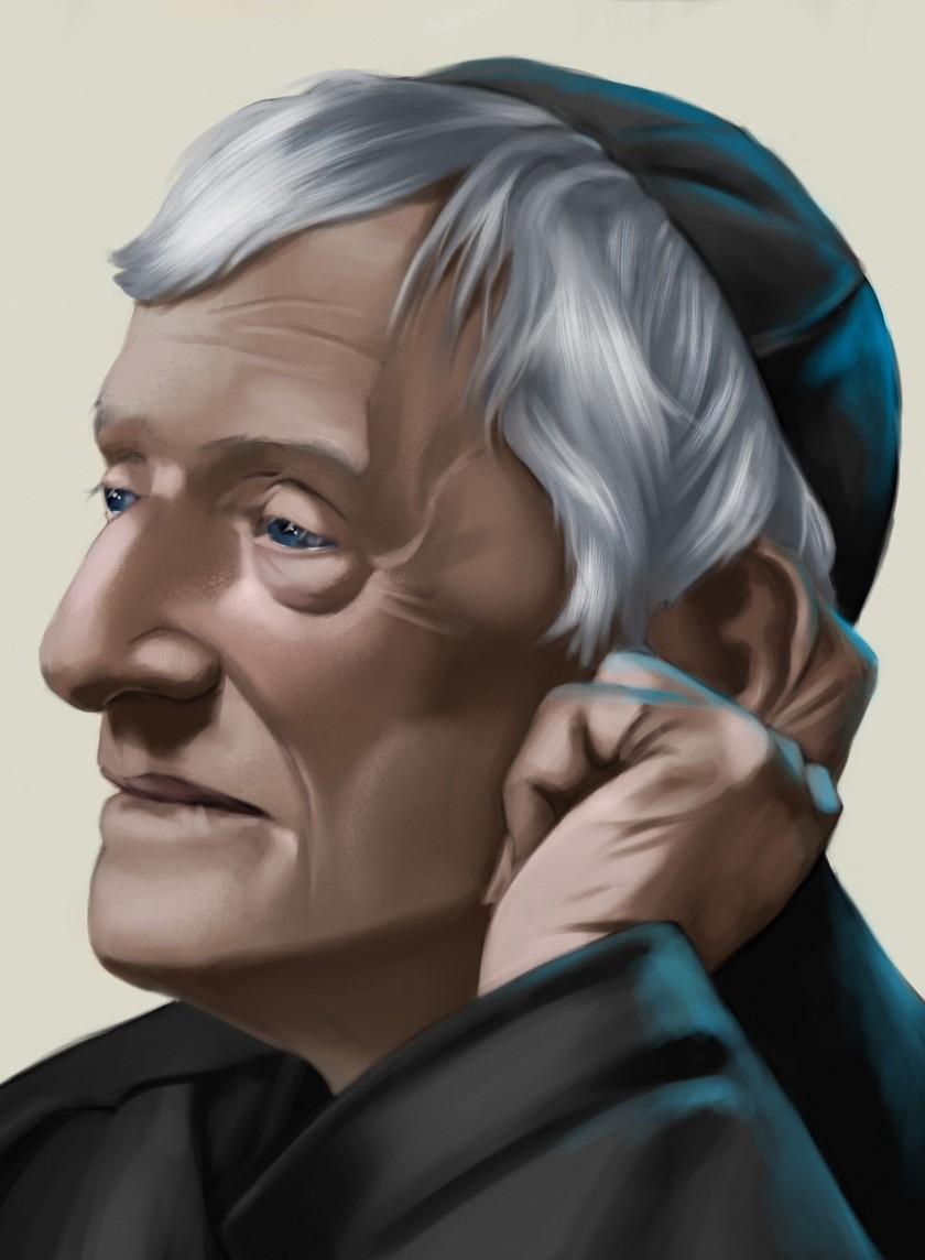 beautiful john henry newman by jose-angel-notario-1910web.jpg