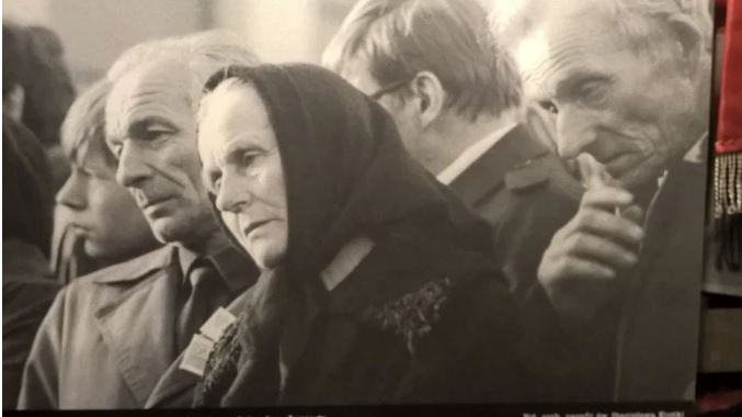 bl jerzy's mom at the beatification