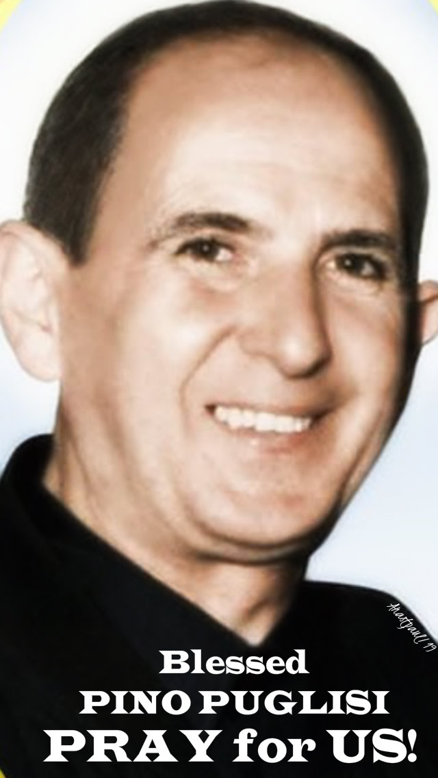 bl pino puglisi pray for us 21 oct 2019 no 2