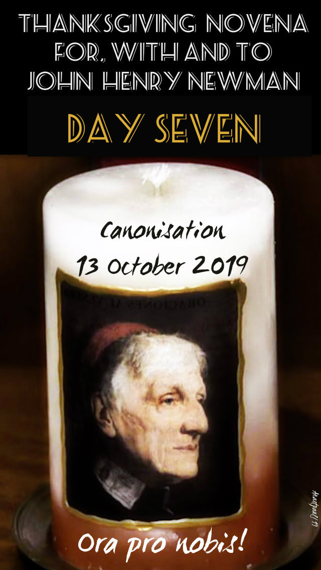 DAY SEVEN NEWMAN NOVENA - 10 OCT 2019.jpg