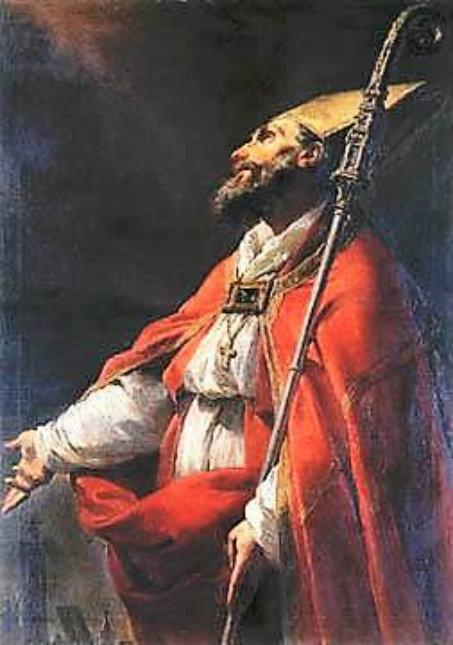 SaintPetroniusinEcstasy