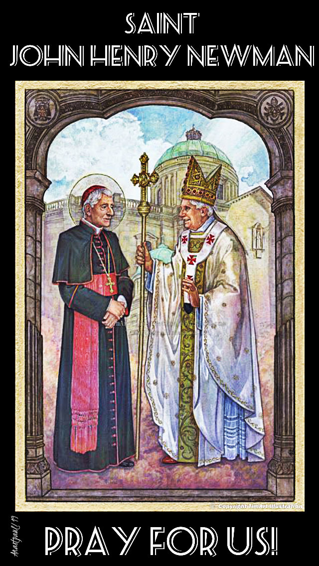 st john henry newman pray for us 13 oct 2019.jpg