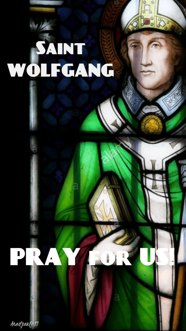 st wolfgang pray for us 31 oct 2019