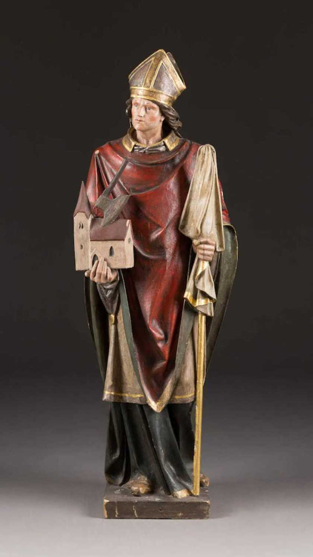 st wolfgang statue