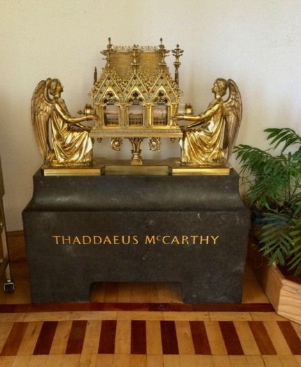 Thaddeus Shrine, North Cathedral Cork