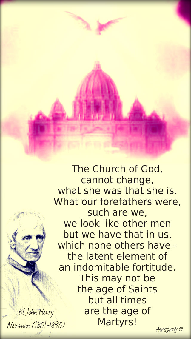 the church of god cannot change - bl john henry newman 11 oct 2019.jpg
