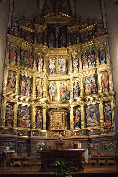 400px-All saints - Estella-_Iglesia_de_San_Juan_Bautista_01