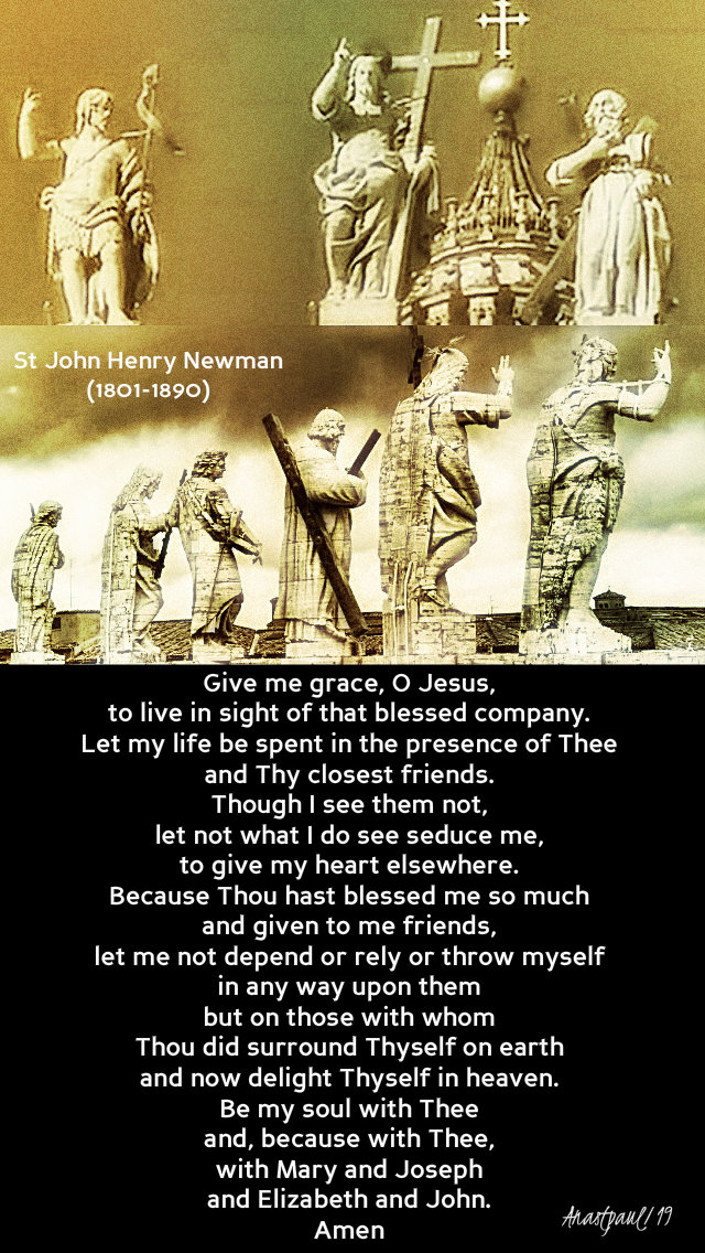 all saints - give me grace o jesus st john henry newman 1 nov 2019.jpg