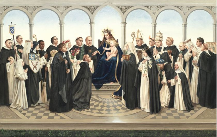 dominicans 800th anniversary