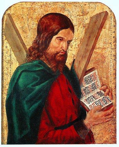 st andrew apostle interesting