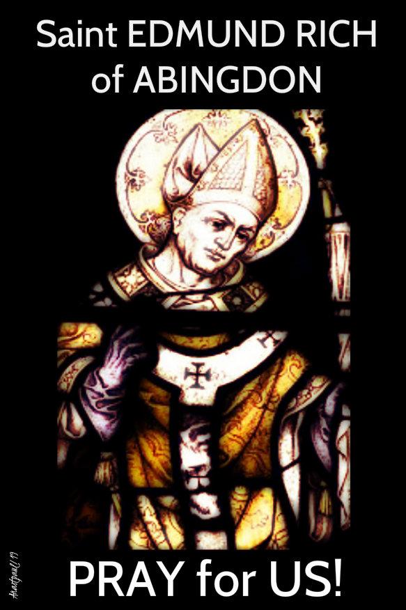 st edmund rich of abingdon pray for us 16 nov 2019.jpg