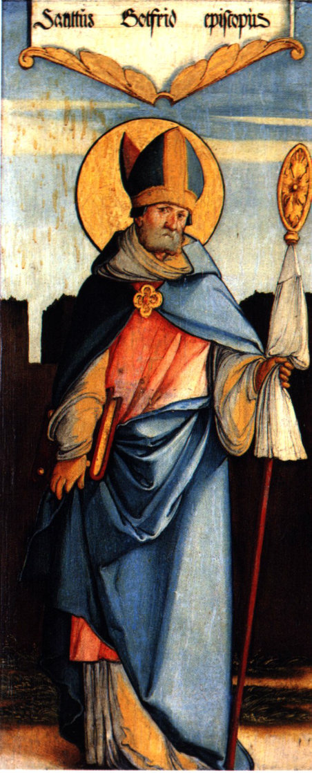 st gottfried of amiens