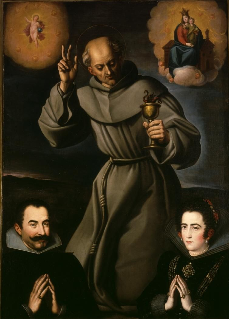 st james of the marches - maybe murillo