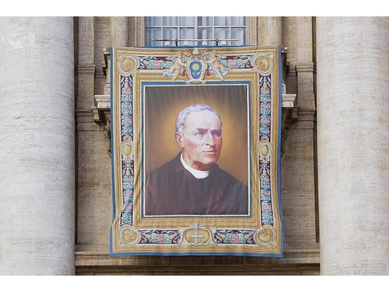 St._Vincenzo_Grossi Canonisation
