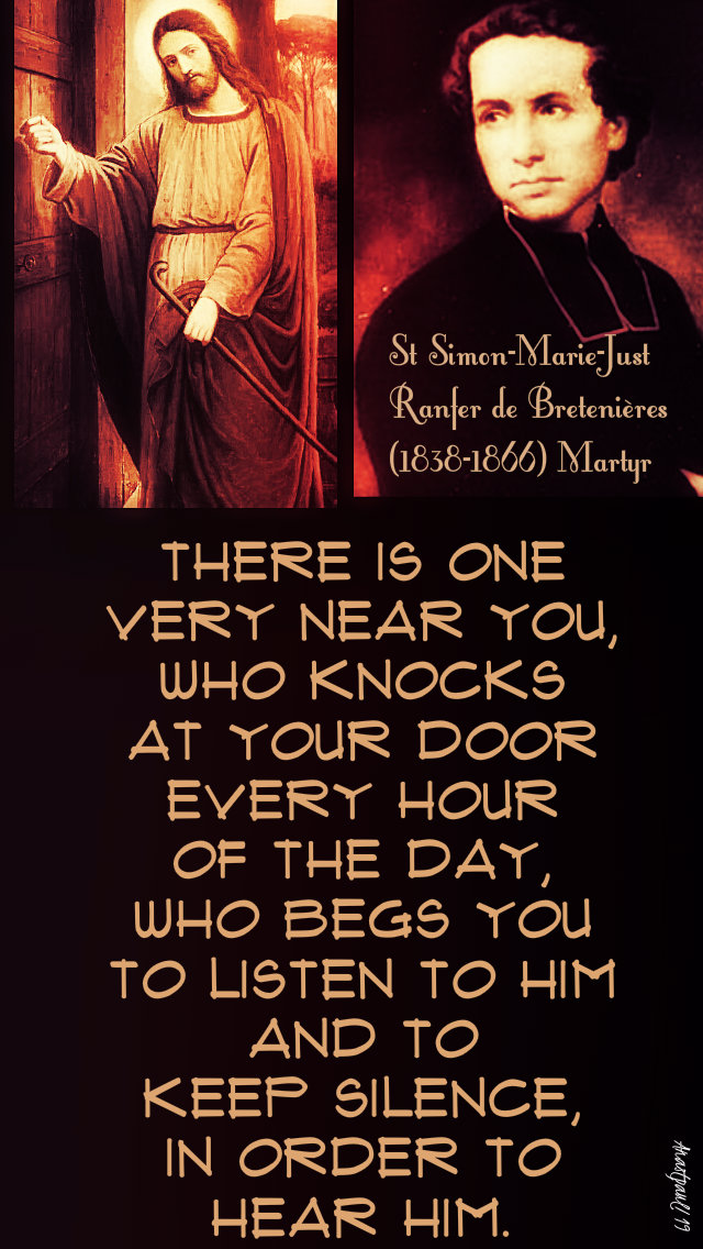 there is one very near you - st simon ranfer de bretenieres 14 nov 2019