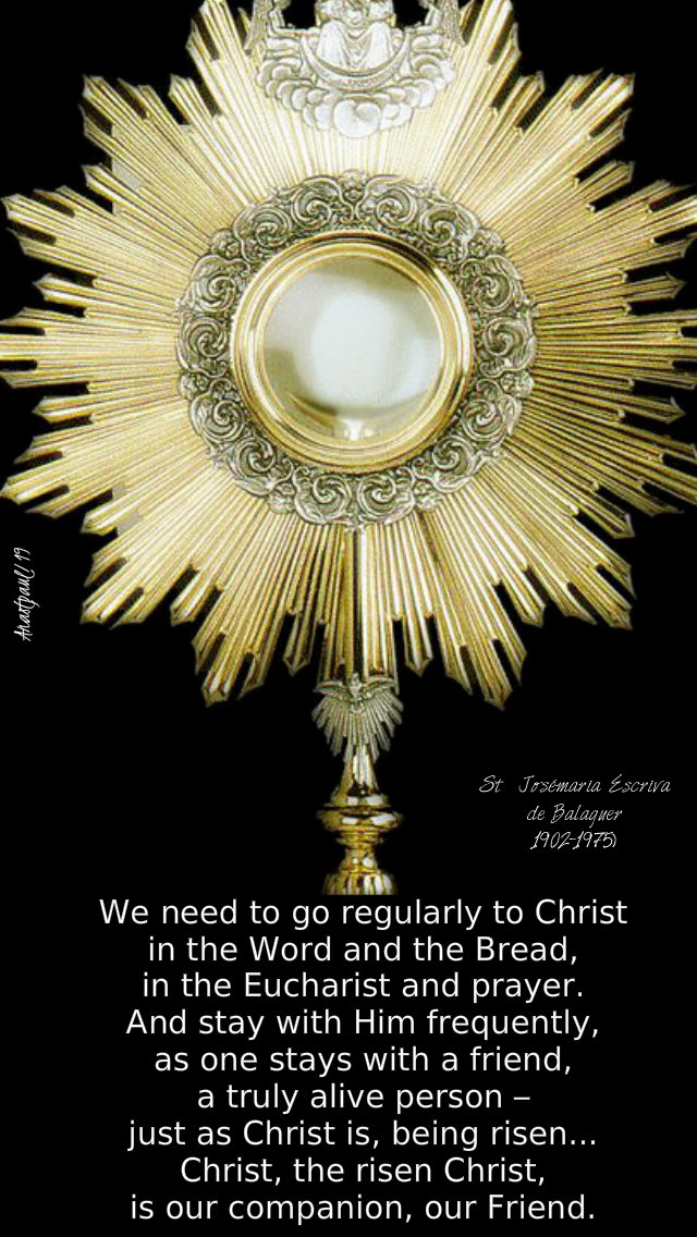 we need to go regularly to christ - st josemaria 16 nov 2019.jpg
